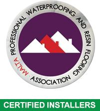 Malta Professional Waterproofing and Resin Flooring Association Logo