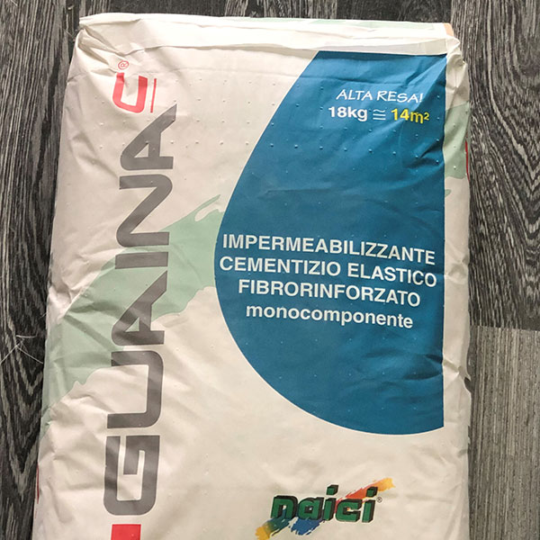 GUAINA C Resin and cement membrane (18Kg)