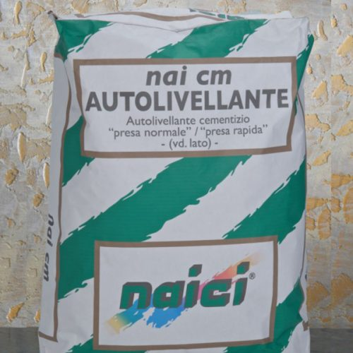 NaiCM Autolivellante, Naici