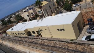Water Services Corporation 500sqm