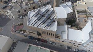 Lourdes Parish Church Paola 650sqm
