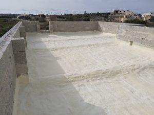 Expanding thermal foam